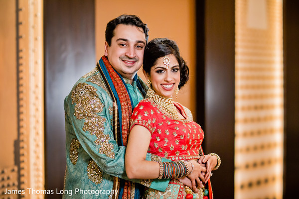 Pre-Wedding Portrait in San Francisco, CA Indian Wedding by James Thomas Long Photography