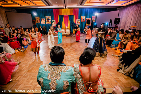 Pre-Wedding Celebration in San Francisco, CA Indian Wedding by James Thomas Long Photography
