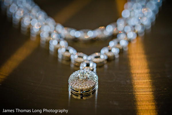 Bridal Jewelry in San Francisco, CA Indian Wedding by James Thomas Long Photography