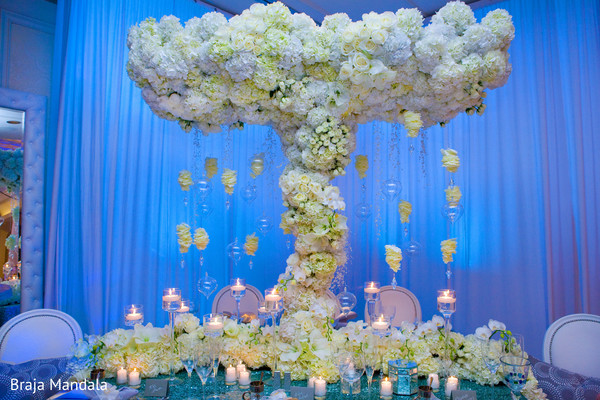 Reception Decor in 6 Expert Tips for Great Wedding Photographs by Braja Mandala Photography