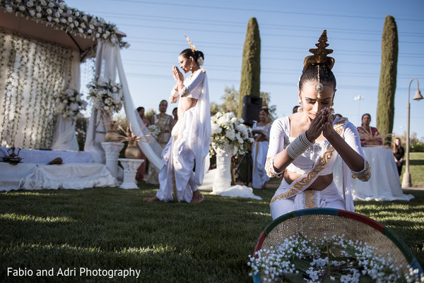 Entertainment in Las Vegas, NV South Indian Fusion Wedding by Fabio and Adri Photography