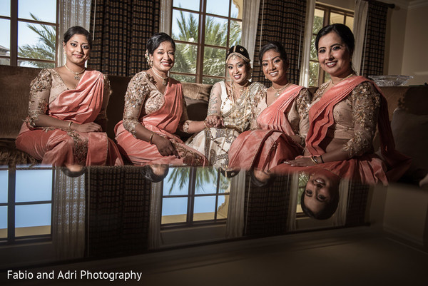 Portraits in Las Vegas, NV South Indian Fusion Wedding by Fabio and Adri Photography