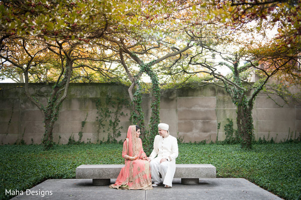 Photo in 12 Breathtaking South Asian Wedding Portraits!