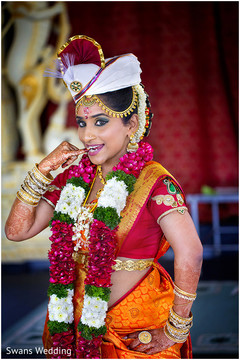indian wedding first look portraits,indian bridal fashions,indian bridal hair and makeup