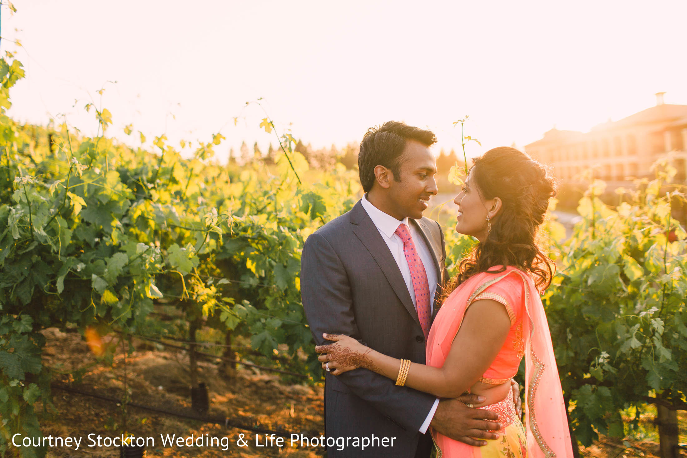 Napa Ca Indian Wedding By Courtney Stockton Life Photographer Maharani Weddings