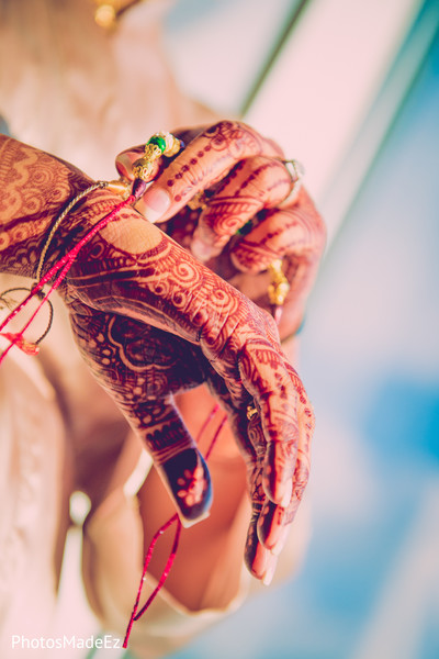 Mehndi in Mahwah, NJ Indian Wedding by PhotosMadeEz