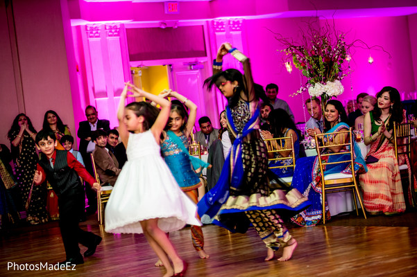 Reception in Mahwah, NJ Indian Wedding by PhotosMadeEz