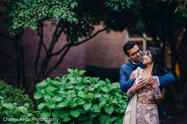 Portraits in Princeton, NJ Indian Wedding by Charmi Peña Photography