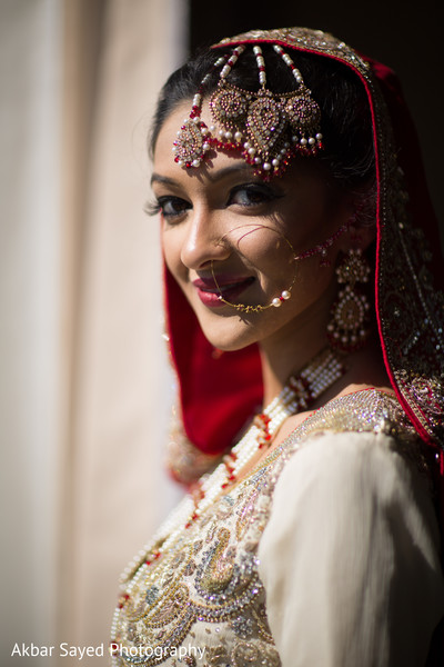 Portraits in Springfield, VA Pakistani Fusion Wedding by Akbar Sayed Photography