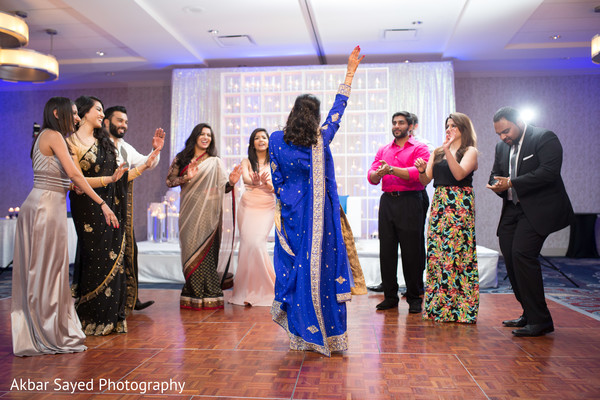 Walima in Springfield, VA Pakistani Fusion Wedding by Akbar Sayed Photography