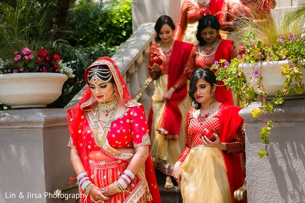 indian wedding,outdoor indian wedding,indian wedding ceremony,indian bridal fashions,indian bridesmaids,indian bridal hair and makeup,tikka