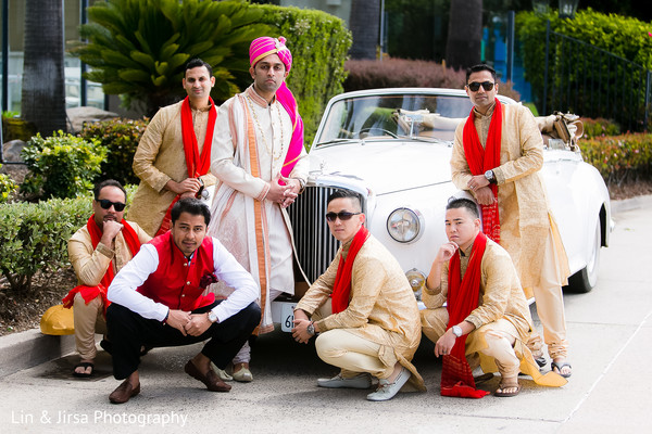 indian wedding portraits,indian groomsmen,indian groom fashion,indian groom sherwani