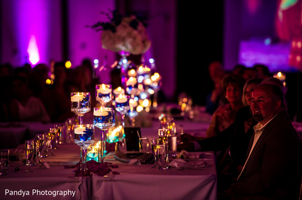Reception in Philadelphia, PA Indian Wedding by Pandya Photography