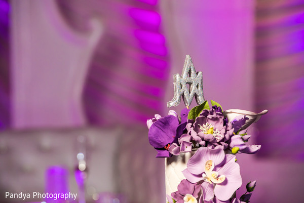 Wedding Cake in Philadelphia, PA Indian Wedding by Pandya Photography
