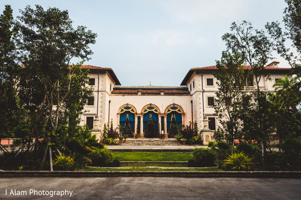 Venue in Miramar, FL South Asian Wedding by I Alam Photography