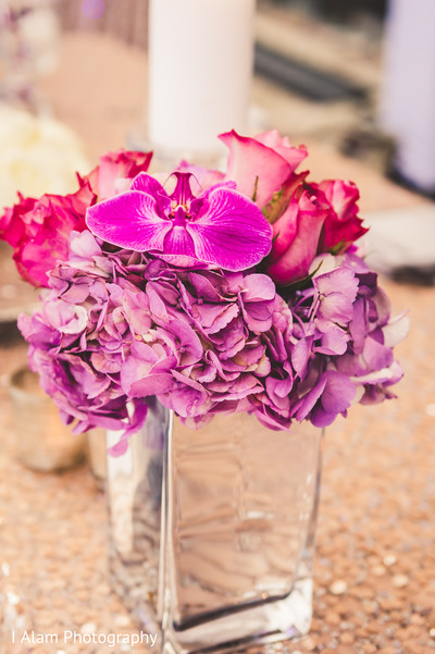 Floral & Decor in Miramar, FL South Asian Wedding by I Alam Photography