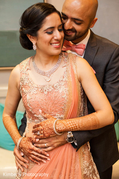 indian wedding portraits,indian wedding portrait,indian fusion wedding reception