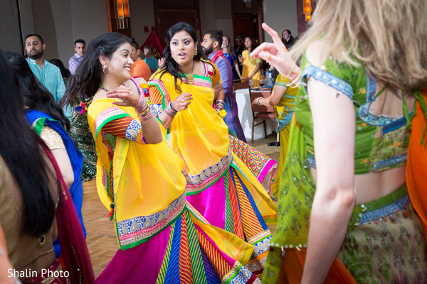 Pre-Wedding Celebration in Itasca, IL Indian Fusion Wedding by Shalin Photo
