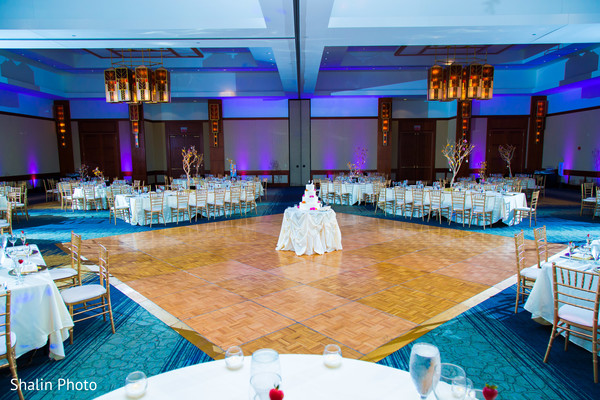 Floral & Decor in Itasca, IL Indian Fusion Wedding by Shalin Photo
