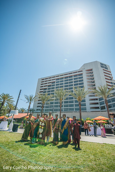 Portraits in Irvine, CA Indian Wedding by Gary Coelho Photography