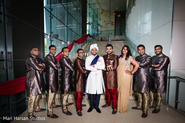 indian wedding portraits,indian groomsmen,indian groom sherwani,indian groom fashion