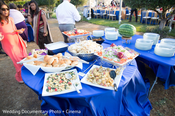 Catering in Livermore, CA Indian Fusion Wedding by Wedding Documentary Photo + Cinema