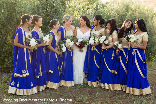 Portraits in Livermore, CA Indian Fusion Wedding by Wedding Documentary Photo + Cinema