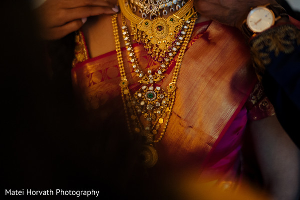 Getting Ready in Dallas, TX Indian Wedding by Matei Horvath Photography