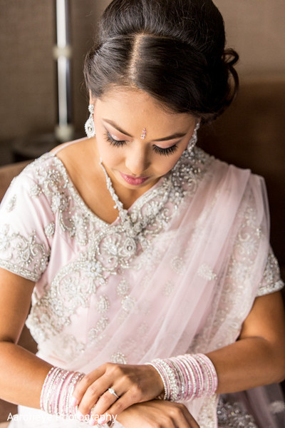 Getting Ready in Anaheim, CA Indian-Nepali Fusion Wedding by Aaroneye Photography