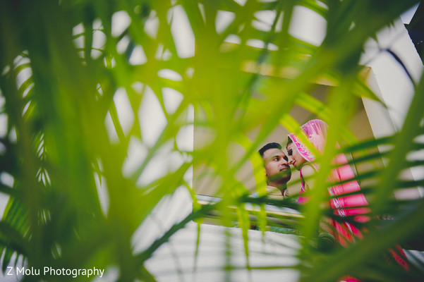 Wedding Portrait in Punta Cana, Dominican Republic Indian Destination Wedding by Z Molu Photography