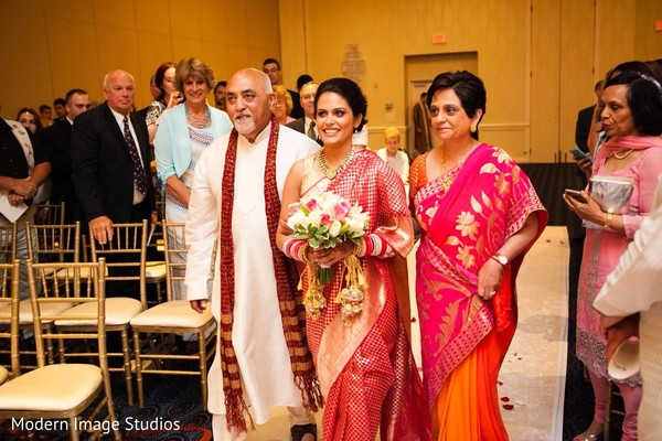 ceremony,indian fusion wedding,indian fusion wedding ceremony,bridal bouquet,sari