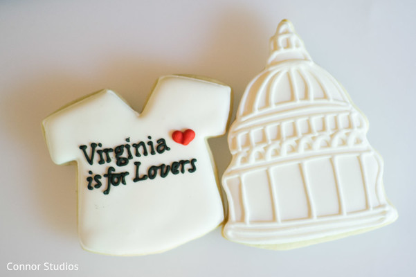 Cakes & Treats in Williamsburg, VA Indian Fusion Wedding by Connor Studios