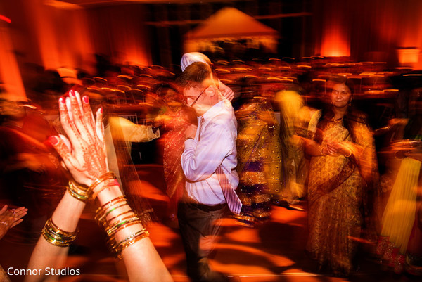Sangeet in Williamsburg, VA Indian Fusion Wedding by Connor Studios