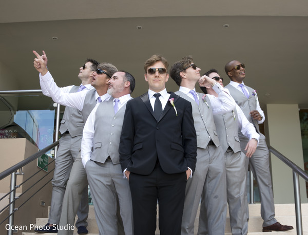 groom fashion,suit,groomsmen