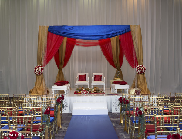 indian wedding,indian ceremony,indian wedding ceremony,mandap,venue