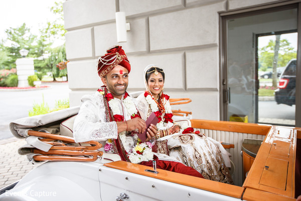 Ceremony in Aberdeen, NJ Indian Wedding by Events Capture