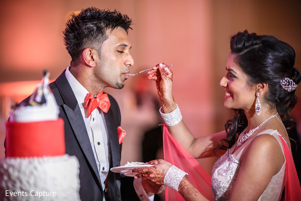 Reception in Aberdeen, NJ Indian Wedding by Events Capture