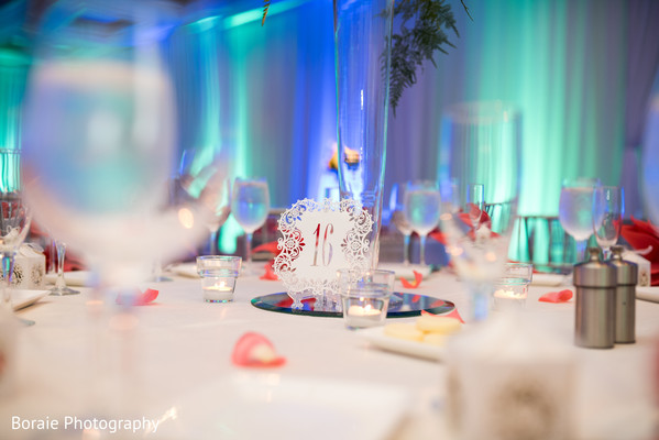 Reception in Bethesda, MD South Asian Wedding by Boraie Photography