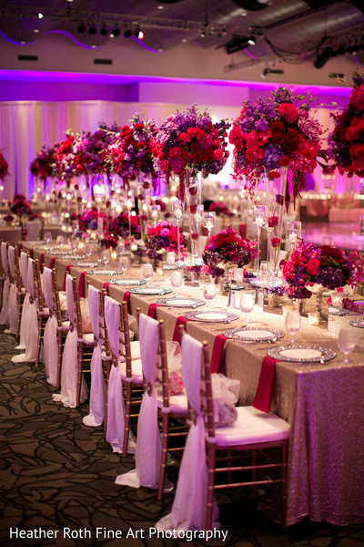 wedding decorations in purple photo in 10 terrific tablescapes maharani weddings 9123