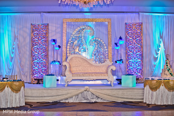 reception,indian wedding reception,reception decor,sweetheart stage