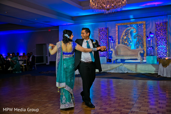 first dance,reception fashion,sari,hair,suit,sweetheart stage