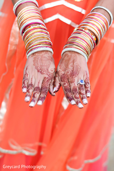 Mehndi in Los Angeles, CA Sikh Wedding by Greycard Photography
