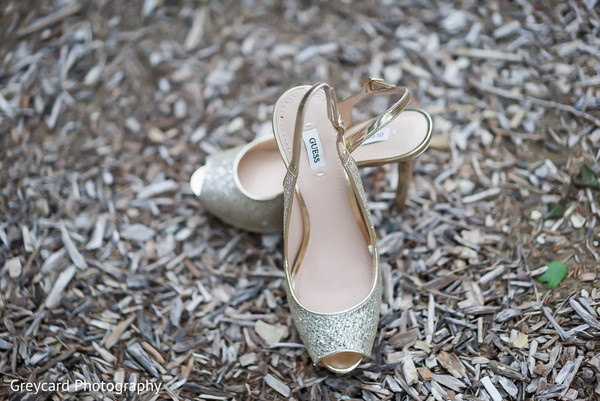 Shoes in Los Angeles, CA Sikh Wedding by Greycard Photography