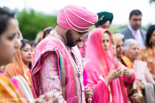 Milni in Los Angeles, CA Sikh Wedding by Greycard Photography