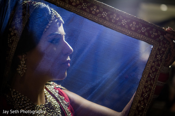 Portraits in Woodland Park, NJ Indian Wedding by Jay Seth Photography