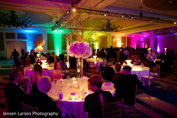 indian wedding reception,indian wedding reception floral and decor,indian weddings,indian wedding lighting