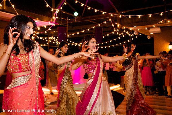 Pre-Wedding Celebrations in Orlando, FL Indian Fusion Wedding by Jensen Larson Photography