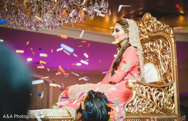 Mehndi Night in Mahwah, NJ Pakistani Wedding by A&A Photography and Video