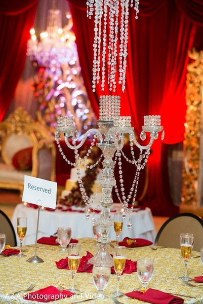 Floral & Decor in Mahwah, NJ Pakistani Wedding by A&A Photography and Video