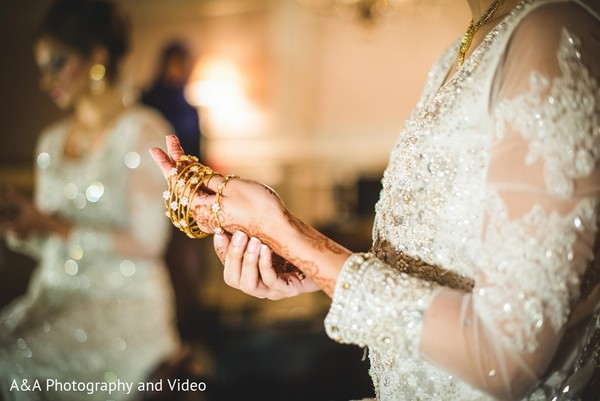 Getting Ready in Mahwah, NJ Pakistani Wedding by A&A Photography and Video